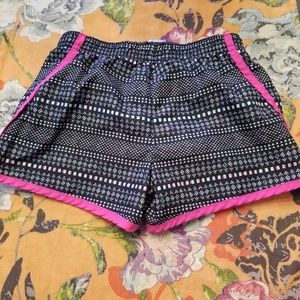 Cute toddler athletic shorts